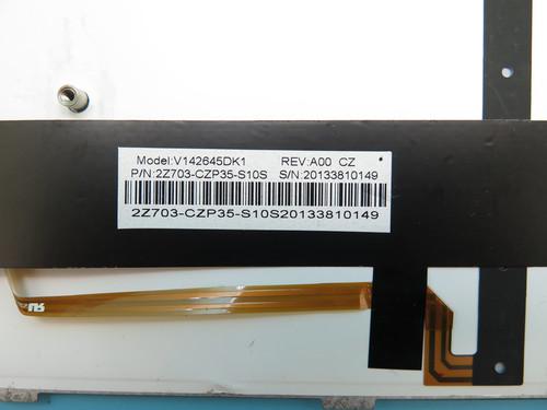 Laptop Keyboard For Gigabyte P37K P37K V3 P37X V4 P37X V5 P37X V6 P37X V6-PC4D P37X V6-PC4K4D Czech CZ With Black Frame And Backlit