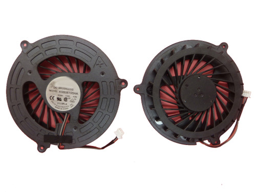 Laptop CPU FAN For ACER 5750G P5WS0 5755G NV57 KSB06105HA-AJ83 MF60090V1-C190-G99 AD09005HX10G300-0P5WE0
