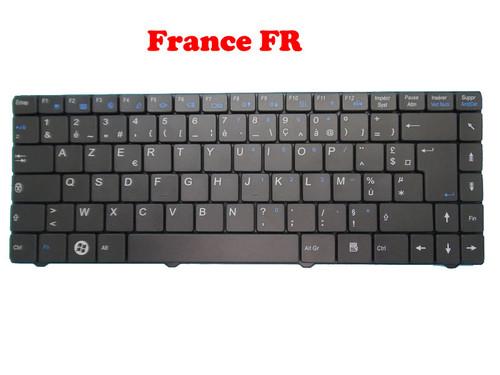 Laptop Keyboard For CLEVO W840 W830 MP-07G36F0-4307 6-80-S3100-060-1 France FR