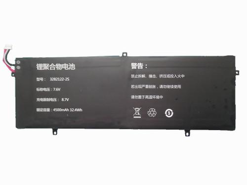 Laptop Battery For Thomson 13.3 7.6V 4500mAh 32.4Wh
