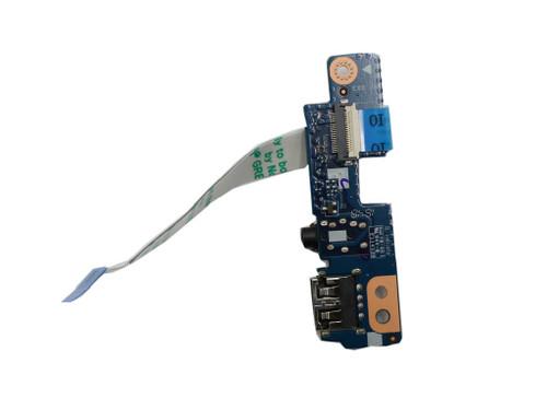 Laptop Board For Lenovo Y700 Y700-14 Y700-14ISK 5C50K44726 AIPY6 LS-C952P I/O Board C 80NU W/Cable New Original