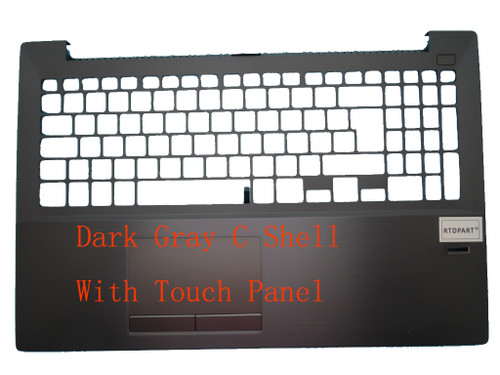 Laptop PalmRest For ASUS PU500 13NB00F1AM022 Dark Gray New Upper Case