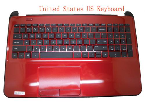 New HP 15-D020DX 15-D035DX 15-D037DX 15-D038DX 15-D040DX US Keyboard With Frame