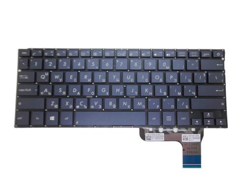 Laptop Keyboard For ASUS UX302 UX302L UX302LA UX302LG Blue BG bulgaria 9Z.N8JBU.90B 0KNB0-3629BG00 0KN0-QF1BG13 NSK-UQ90B