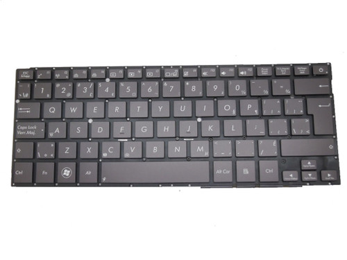 Laptop Keyboard for ASUS UX32 Brown Without Frame CA Canada 9Z.N8JBU.12M 0KNB0-3621CB00 0KN0-MY1CB13