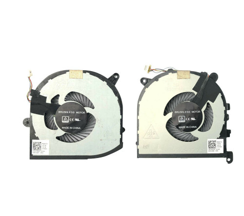 Laptop GPU Cooling Fan For DELL XPS 15 9560 P56F DC28000IPF0