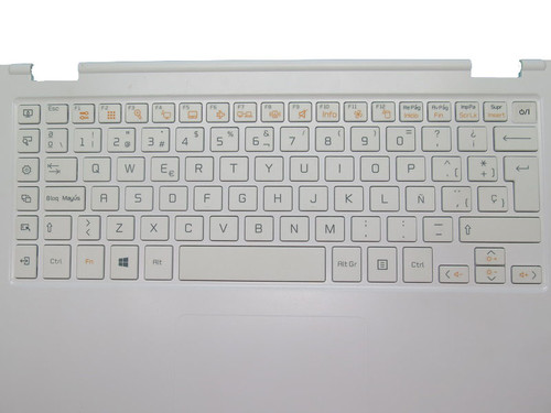 Laptop Keyboard for CLEVO MP-12C96B0-4303W 6-80-W55S0-240-1 Belgium BE Without Frame