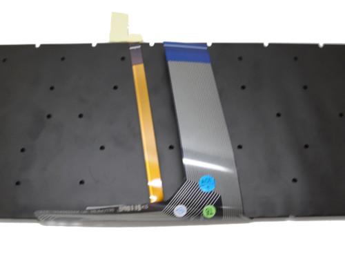 Laptop Keyboard for MSI GS60 GS70 V143422AK UK United Kingdom UK Without Frame Crystal Keycap