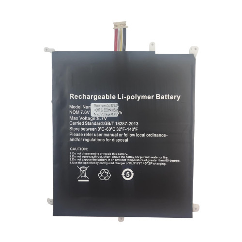 Laptop Battery For Chuwi Aerobook G139 CWI547 CWI510 HW-34154184 34154184P 7.6V 5000mAh 38WH new