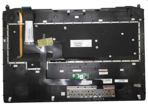 Laptop Palmrest&Keyboard For ASUS GFX70 GFX70J GFX70JZ GFX70JS C Shell With Black keyboard With Backlit BR Brazilia