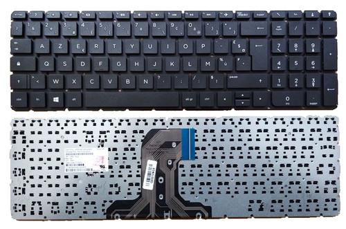 Laptop Keyboard For HP 250 G4 255 G4 256 G4 15-AY000 15-AC000 15-AF000 Black Without Frame FR France