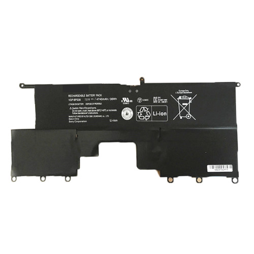 Laptop Battery For SONY VAIO Pro13 SVP13 Series VGP-BPS38 7.5V 4740mAh 36Wh New and Original