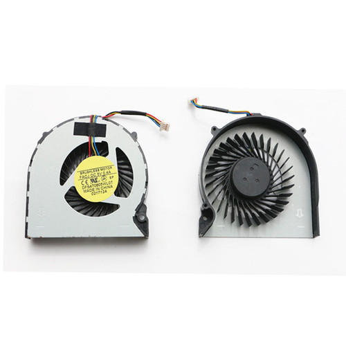 Laptop CPU Cooling Fan For SONY VAIO SVE17 SVE171 SVE1711X1EB Series DFS470805WL0T FACJ DC5V 0.4A new