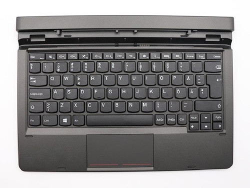 Laptop Keyboard Dock For Lenovo ThinkPad Helix (Type 20CG, 20CH) Swiss SW 00HW426 4X30G93878 SM10F45026 New