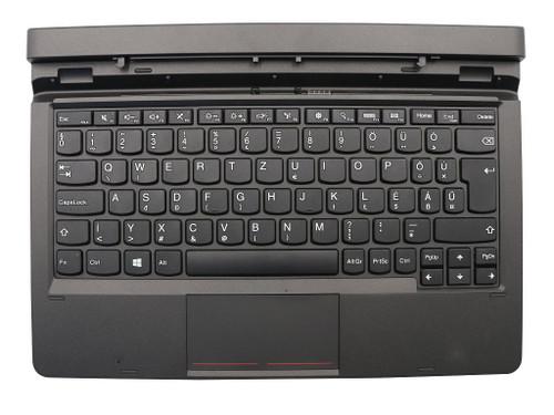 Laptop Keyboard Dock For Lenovo ThinkPad Helix (Type 20CG, 20CH) Hungary HU 00HW415 4X30G93868 SM10F45015 New