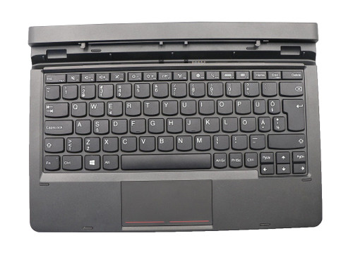 Laptop Keyboard Dock For Lenovo ThinkPad Helix (Type 20CG, 20CH) Estonia ES 00JT787 4X30G93888 SM10F58187 New