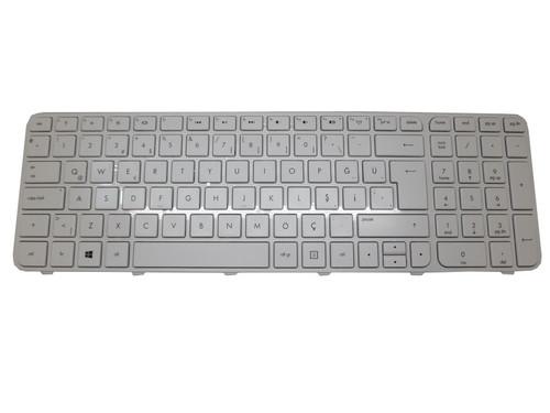 Laptop Keyboard for HP 4540S 4545S V132830BK2 90.4SK07.H1N 702237-DH1 Without Frame Black Nordic NE
