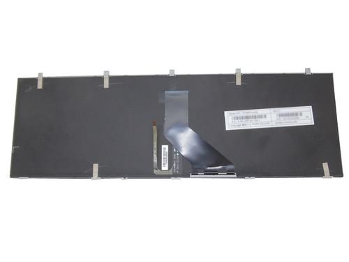 Laptop Keyboard For CLEVO W350ET W350ETQ W350SKQ W350SSQ W350STQ W355SDQ W355SSQ W355STQ W370ET W370SK W370SS W370SSQ W370ST Estonia EST Black Frame And Backlit