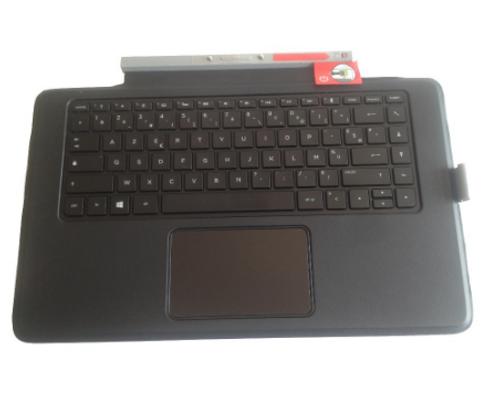 Laptop Bluetooth Keyboard Base For HP 13-J000 796692-051 777238-051 Backlit&TouchPad Black France FR
