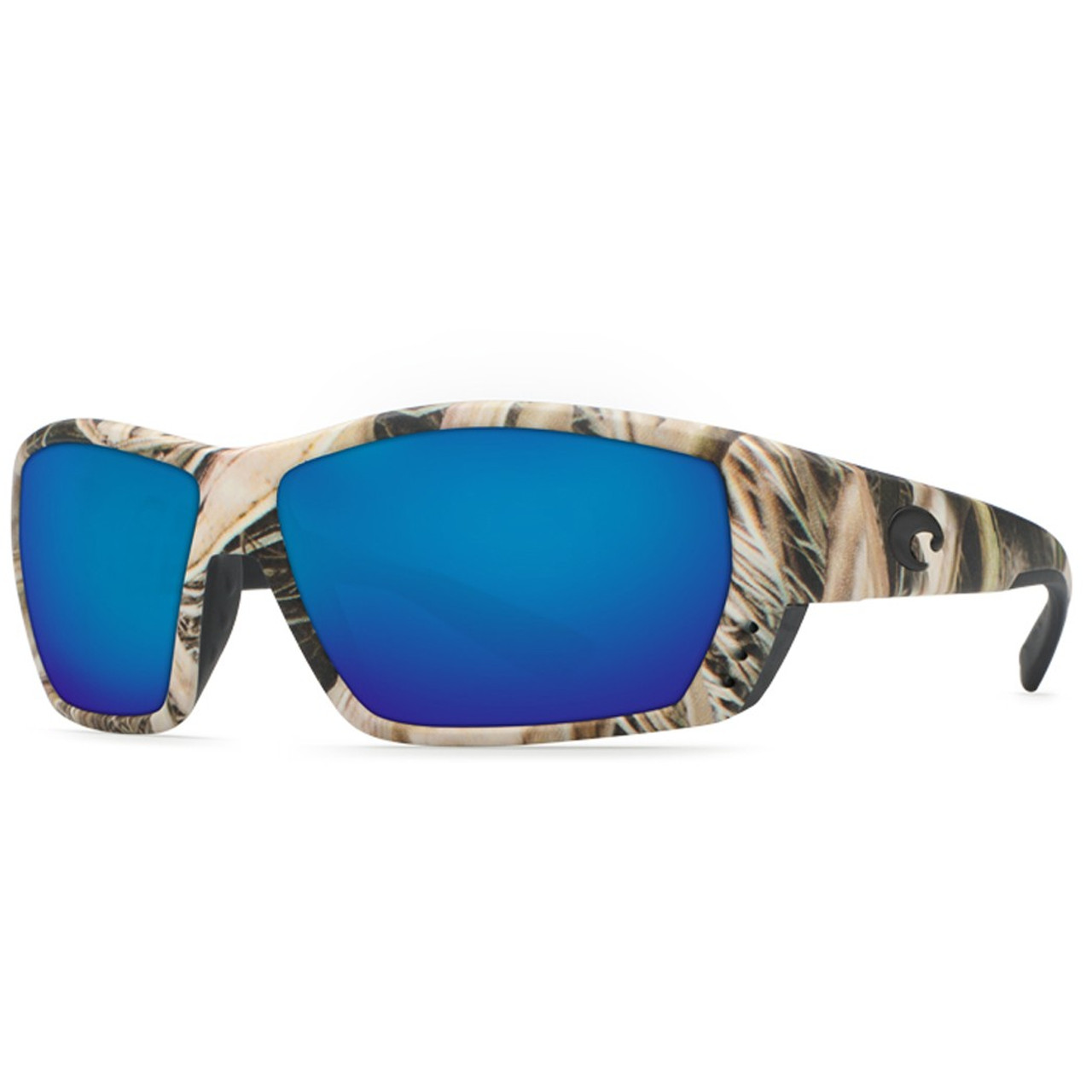 91244ed7cd55c Costa Sunglasses - Tuna Alley - Mossy Oak Blue Mirror - Surf and Dirt