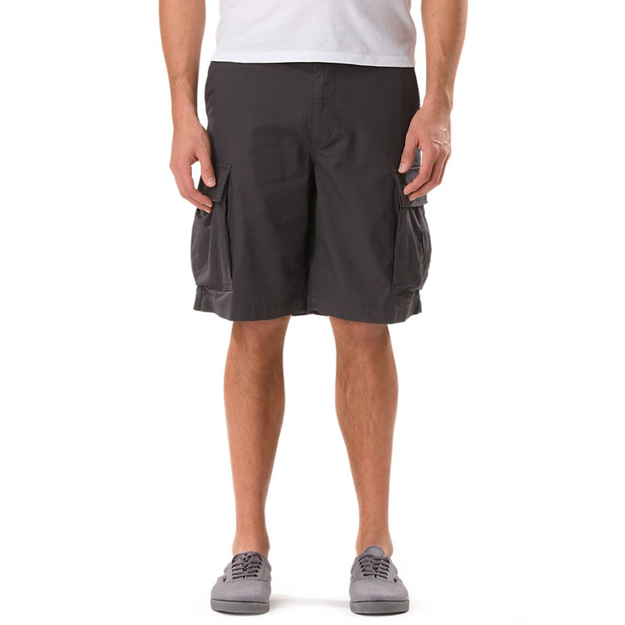 dcd63f5696 Vans Shorts - Tremain Cargo - New Charcoal - Surf and Dirt