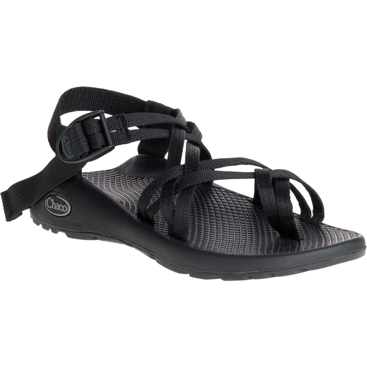 83fa1f4da88 Chacos Women s Sandals - ZX 2 Classic - Black - Surf and Dirt