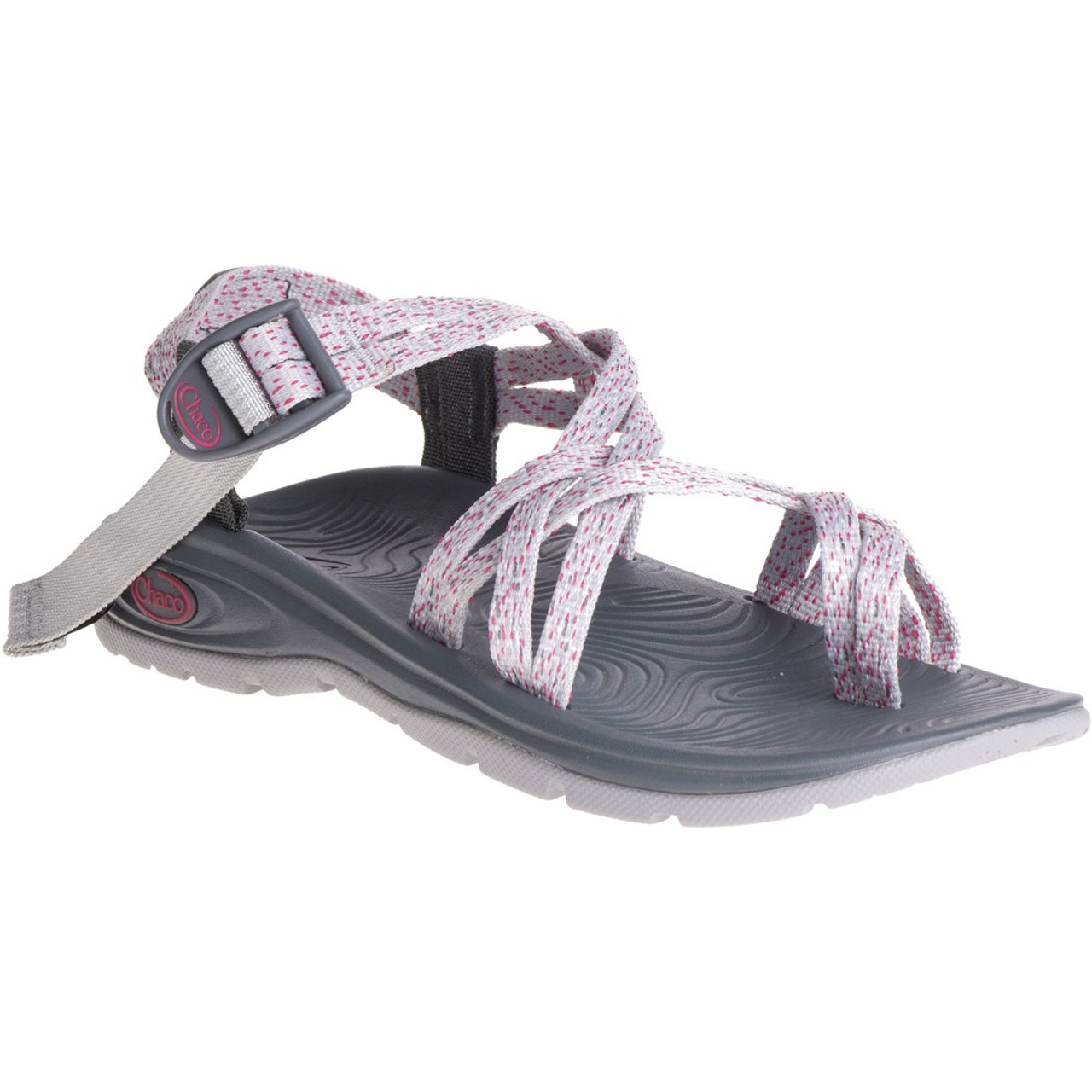 54f780eeaed3 Chacos Women s Sandals - Z Volv X2 - Fleck Pink - Surf and Dirt