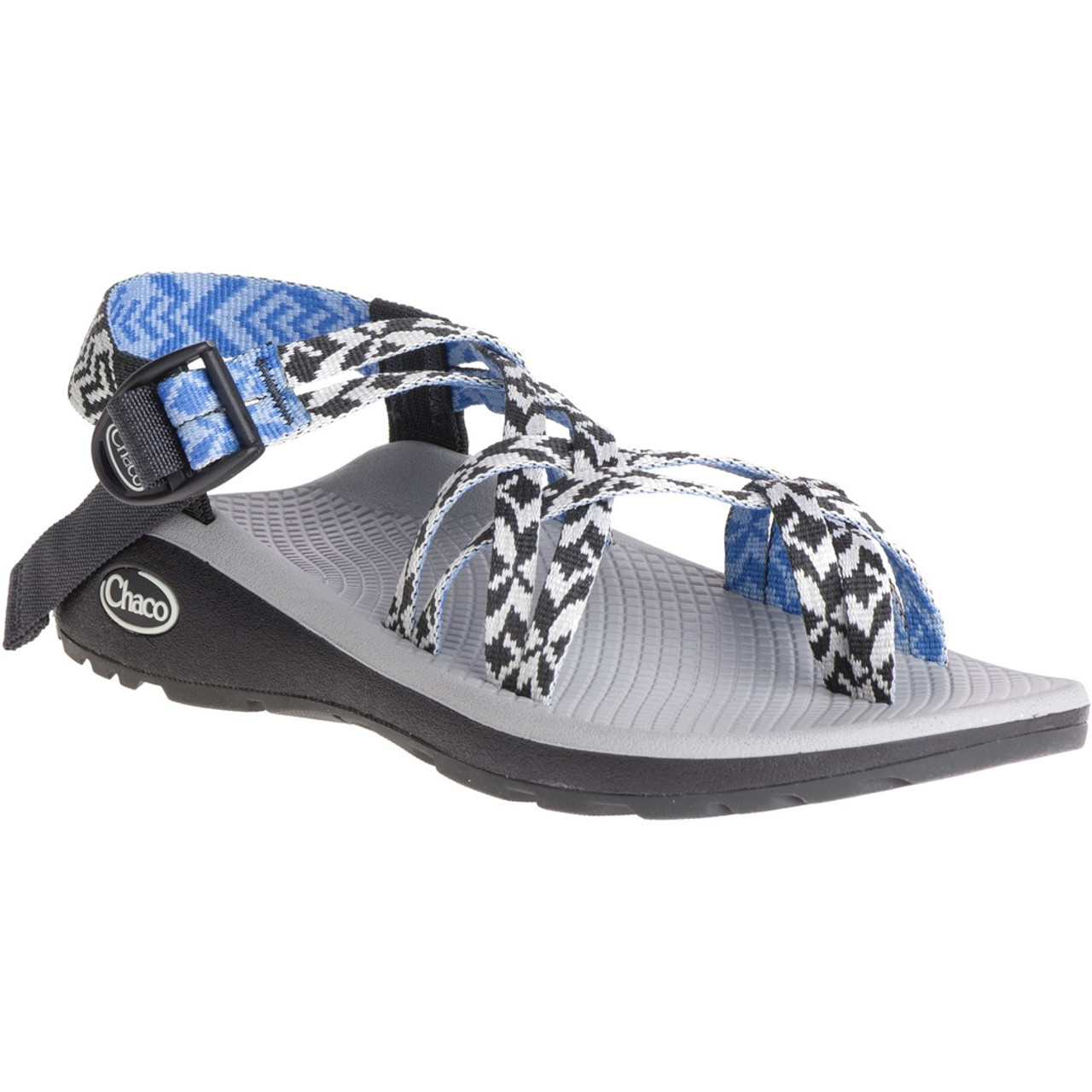 6952b3e1f2ef Chacos Women s Sandals - Z Cloud X2 - Glide Blue - Surf and Dirt