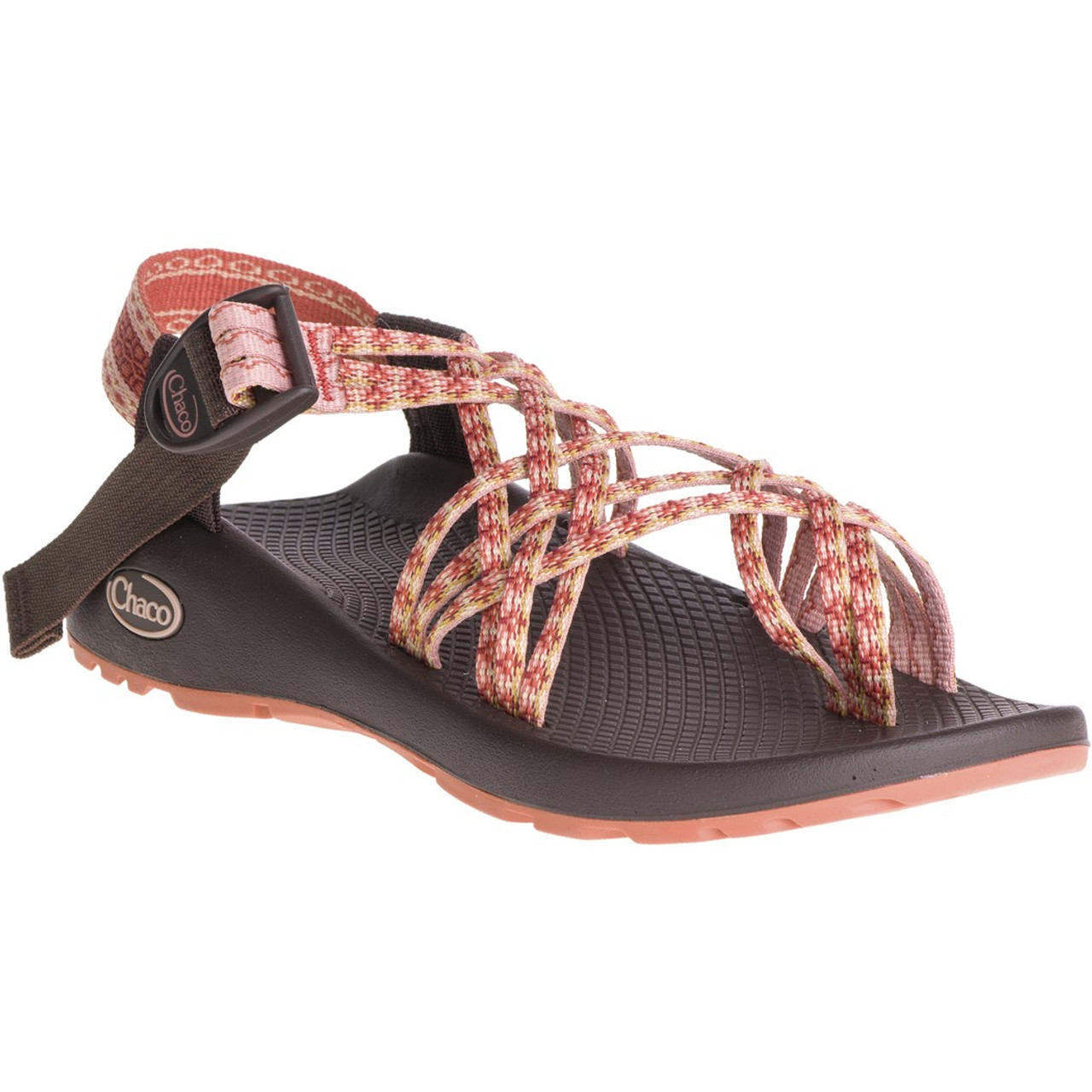 79fa6f004937 Chacos Women s Sandals - ZX 3 Classic - Java Ginger - Surf and Dirt