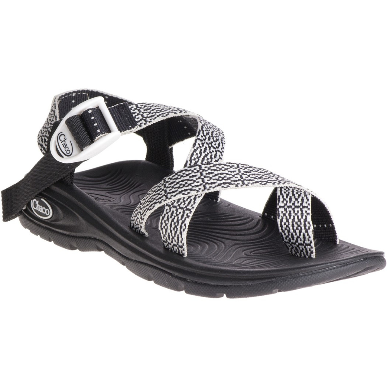 5fa951ff04f9 Chacos Women s Sandals - Z Volv 2 - Verdant Black - Surf and Dirt