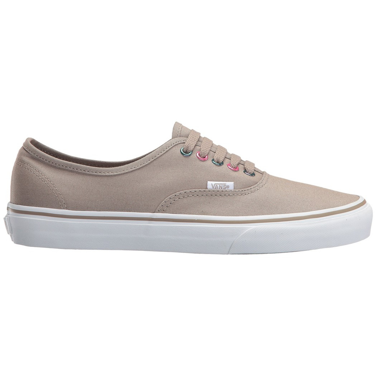 45bf57ab7d Vans Shoes - Authentic Multi Metallic - Desert Taupe True White - Surf and  Dirt