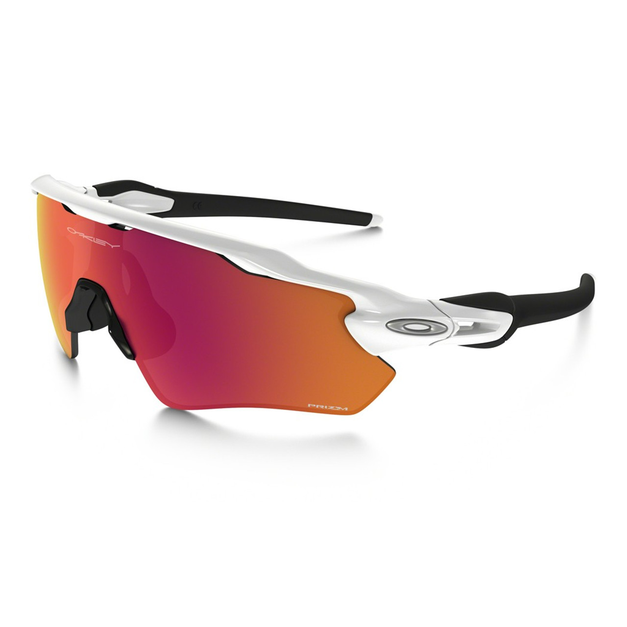 f897190adb Oakley Sunglasses - Radar EV XS - Polished White Prizm Field - Surf and Dirt