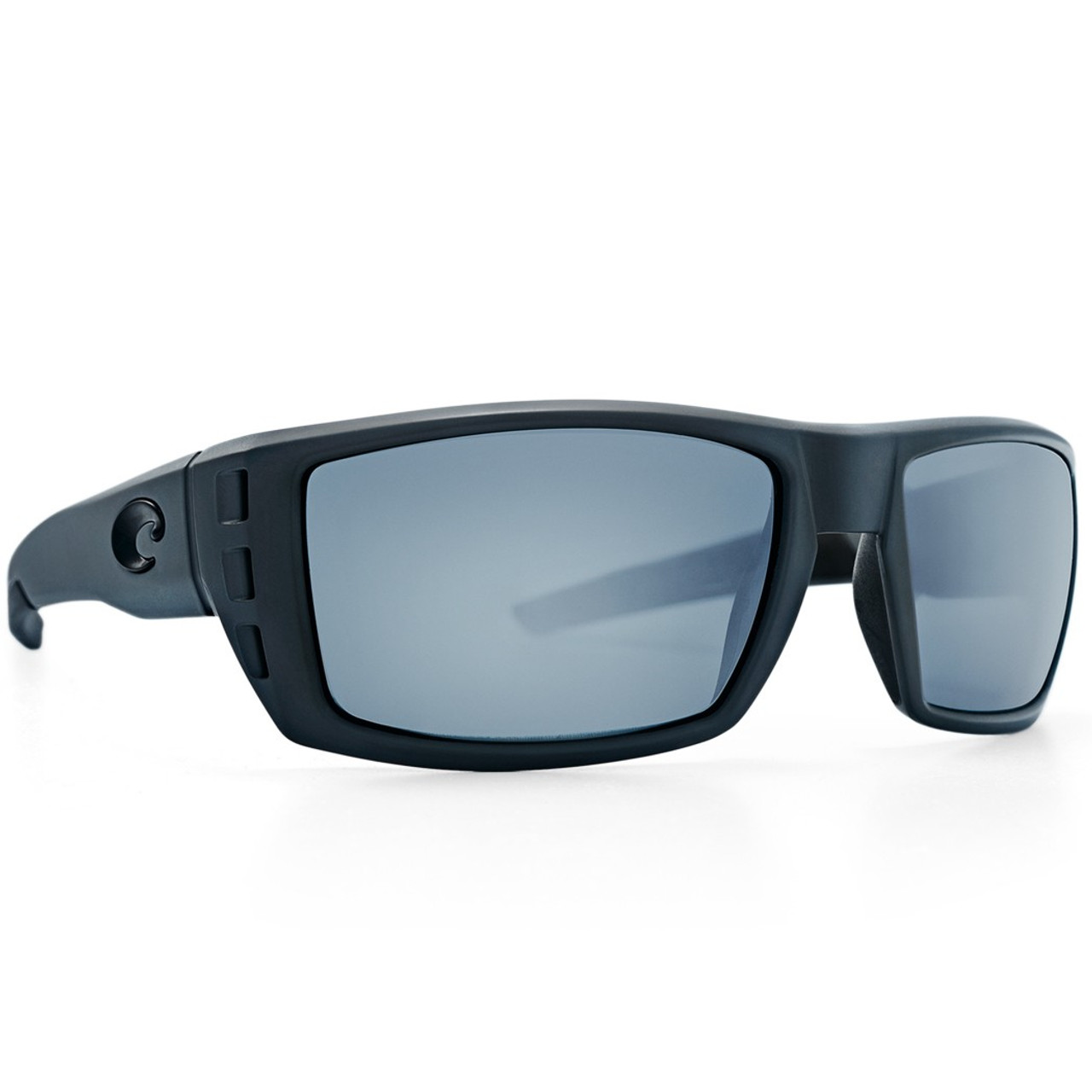 004919bff6 Costa Sunglasses - Rafael OCEARCH - Matte Gray Gray Silver Mirror - Surf  and Dirt