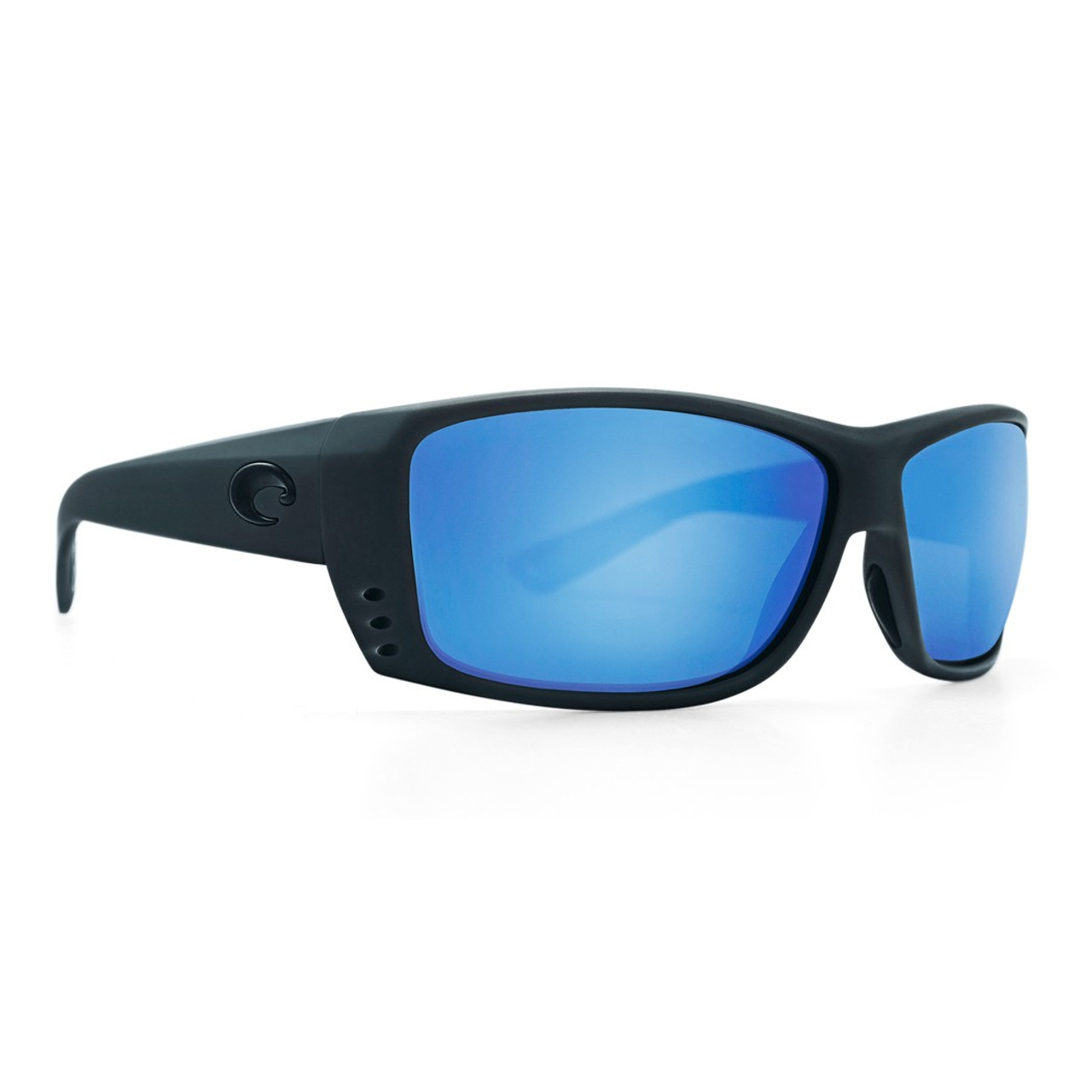 51f429b71d Costa Sunglasses - Cat Cay OCEARCH - Matte Gray Blue Mirror Glass - Surf  and Dirt