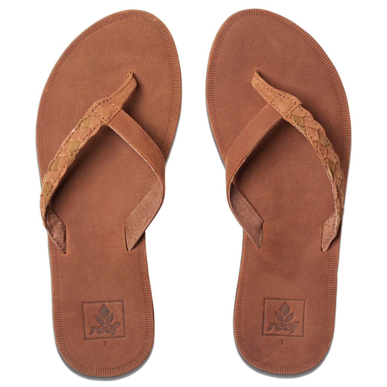aa93a11f23eb Reef Women s Flip Flops - Voyage Sunset - Rust - Surf and Dirt