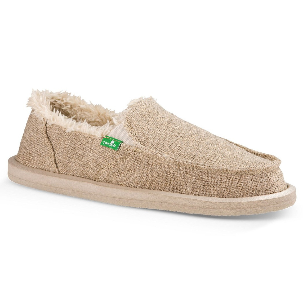 e52542258a3c Sanuk Women s Shoes - Donna Hemp Chill - Natural - Surf and Dirt