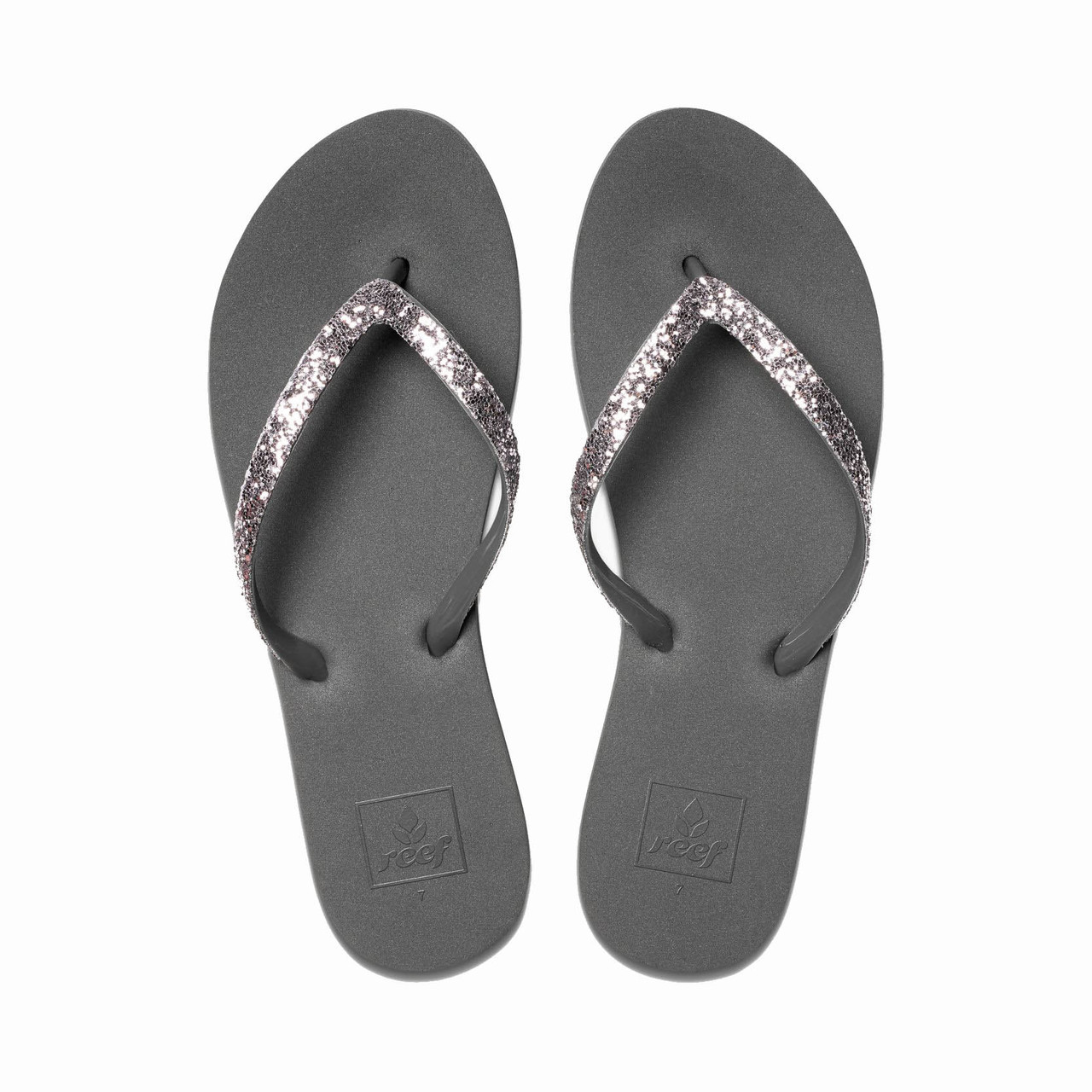 799b2674dbe4 Reef Women s Flip Flops - Stargazer - Shadow - Surf and Dirt
