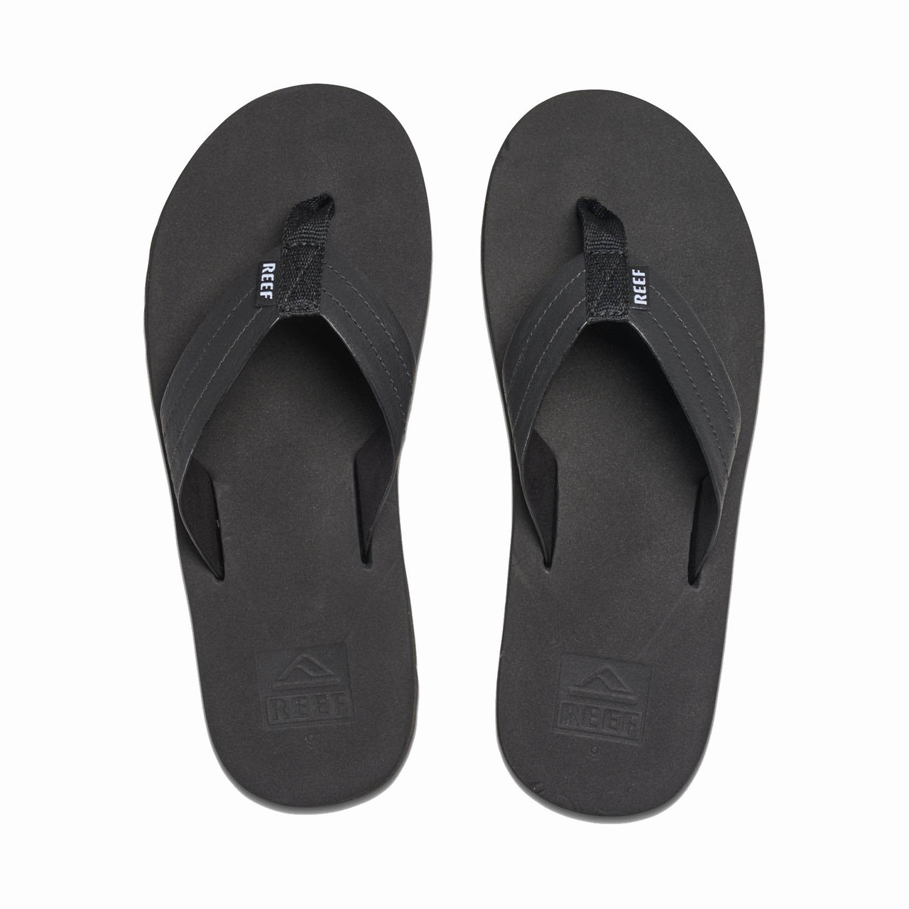 d008404b8e83 Reef Flip Flop - Reef Voyage - Black - Surf and Dirt