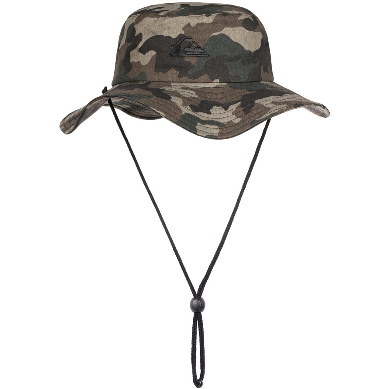 ff5314d00ed Quiksilver Hat - Bushmaster Bucket - Camo - Surf and Dirt