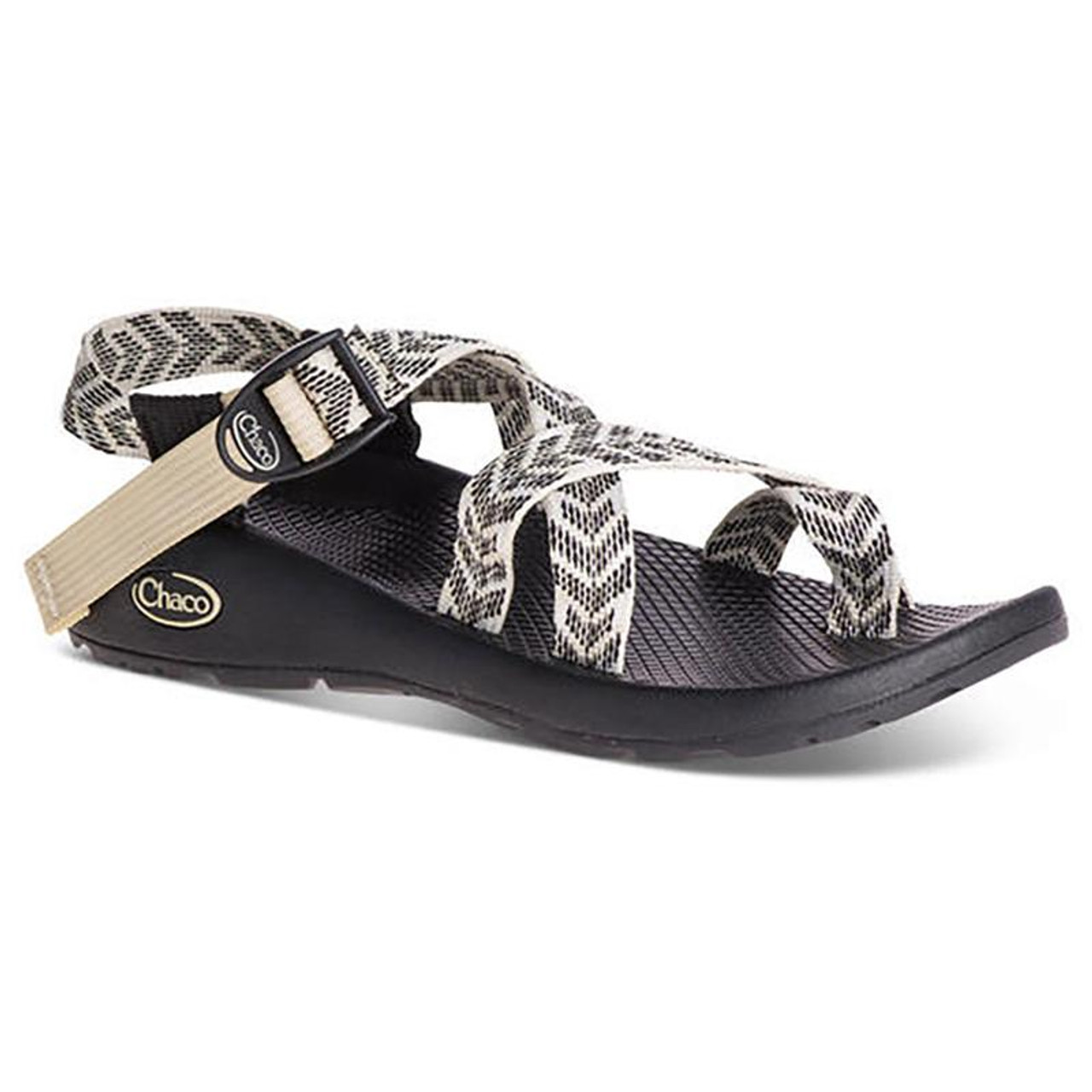 bca3ad64cf23 Chaco Women s Sandal - Z 2 Classic - Trine Black and White - Surf ...