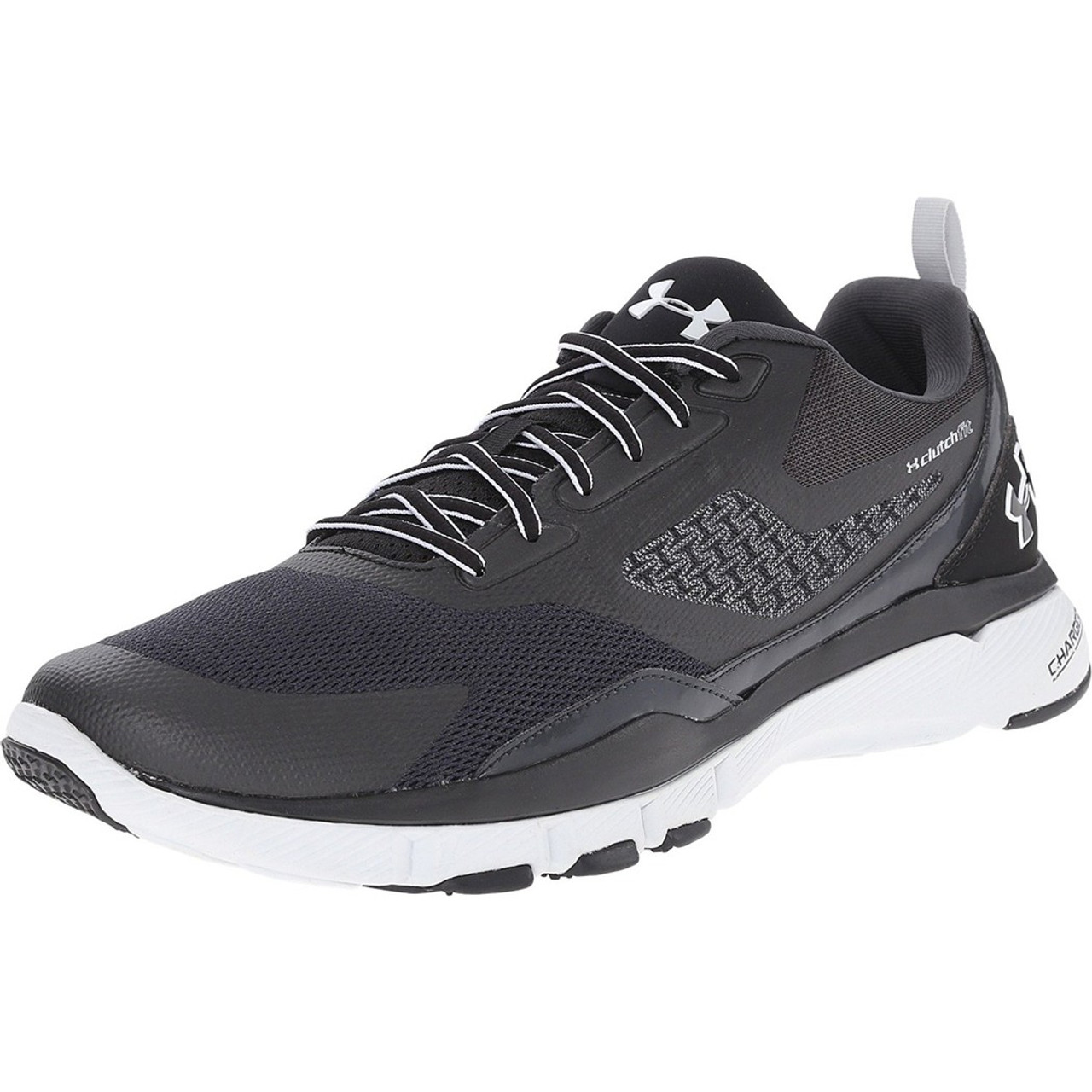 Under Armour Shoes - Charged One TR - Anthracite White - Surf and Dirt 977996739596