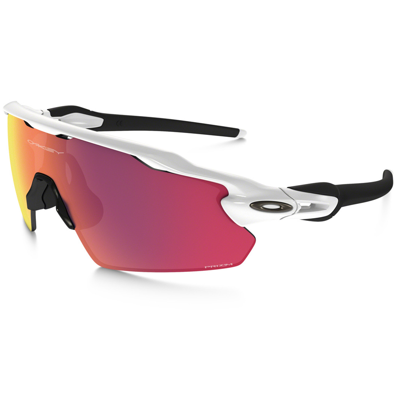 9437e41c5b Oakley Sunglasses - Radar EV Pitch - White Prizm Baseball Outfield - Surf  and Dirt