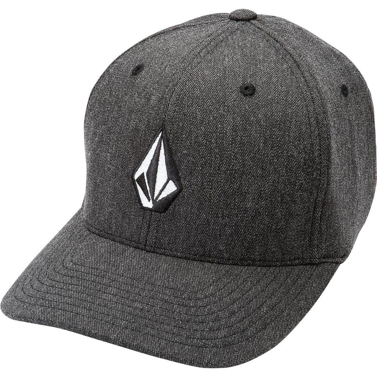 60b9e05b Volcom Hat - Full Stone Heather - Charcoal Heather - Surf and Dirt