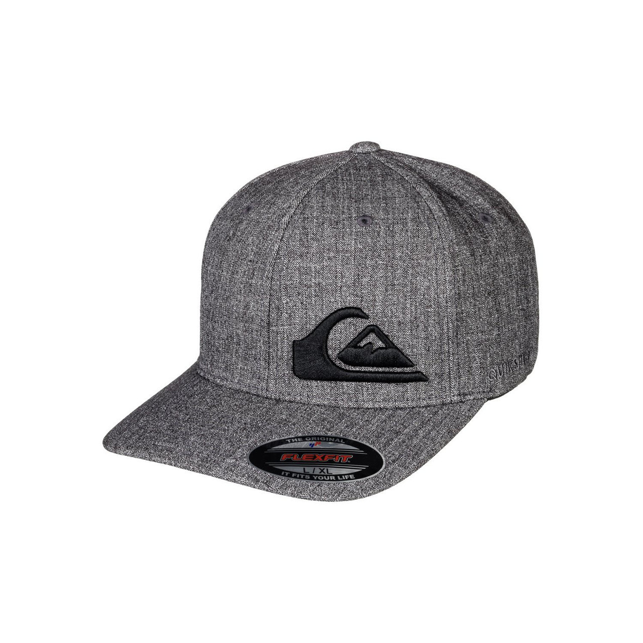 Quiksilver Hat - Final - Charcoal Heather - Surf and Dirt 62884b83879