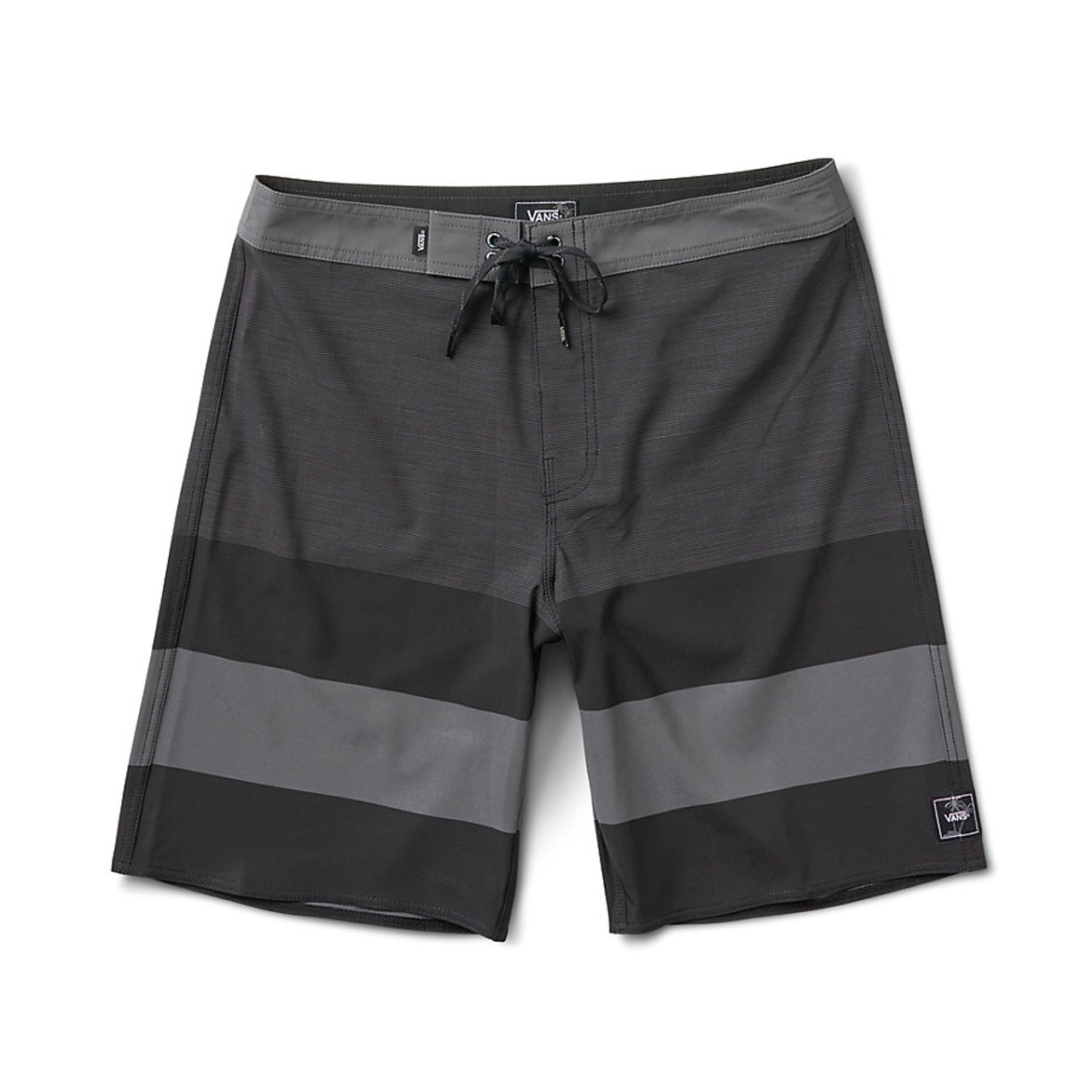 f263fcdeff53a Vans Boardshorts - Era Boardshort 20 - Black Micro Stripe - Surf and Dirt