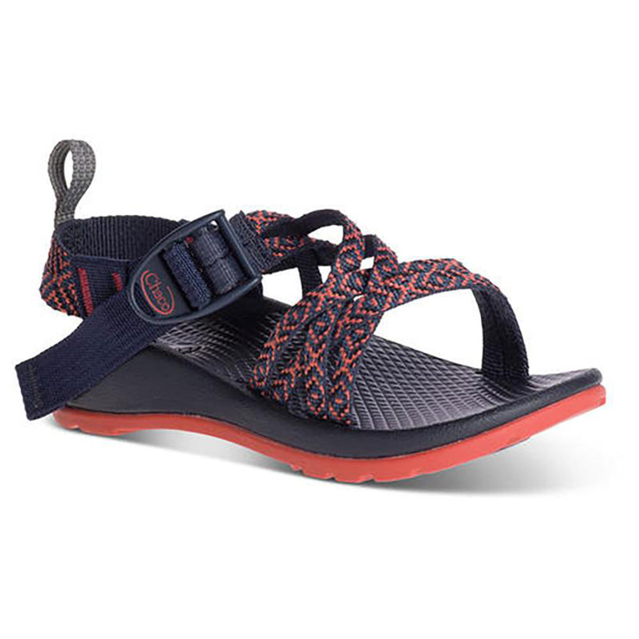 31eea1b1f7db Chaco Kid s Sandal - ZX 1 Kids - Padded Eclipse - Surf and Dirt