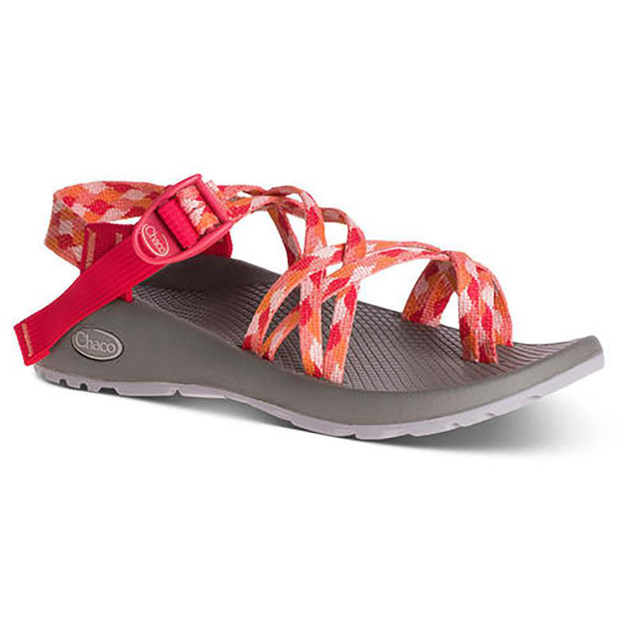 4a7f3c097cd0 Chaco Women s Sandal - ZX 2 Classic - Quilt Peach - Surf and Dirt
