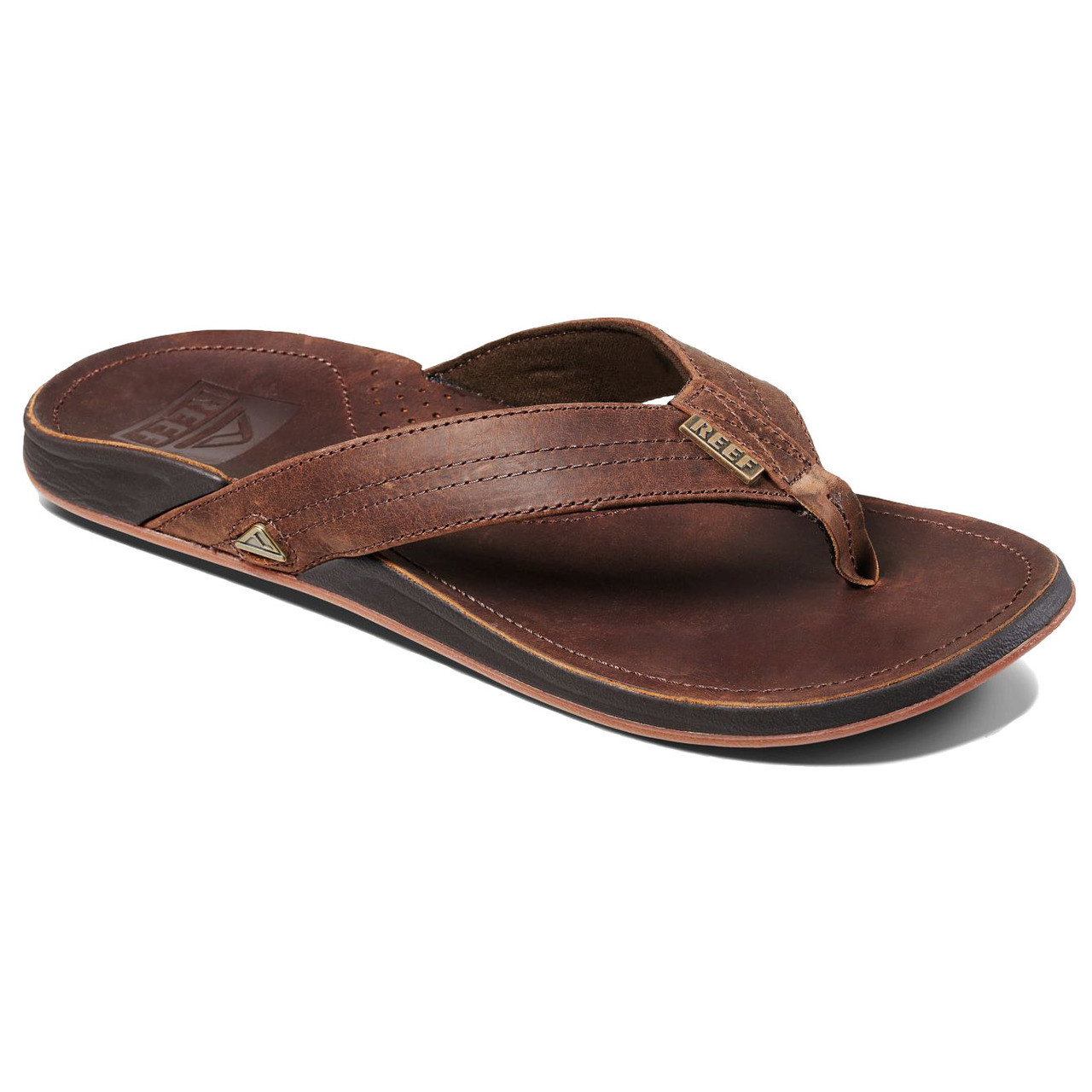 c6242bb806c6 Reef Flip Flop - Reef J-Bay III - Chocolate - Surf and Dirt