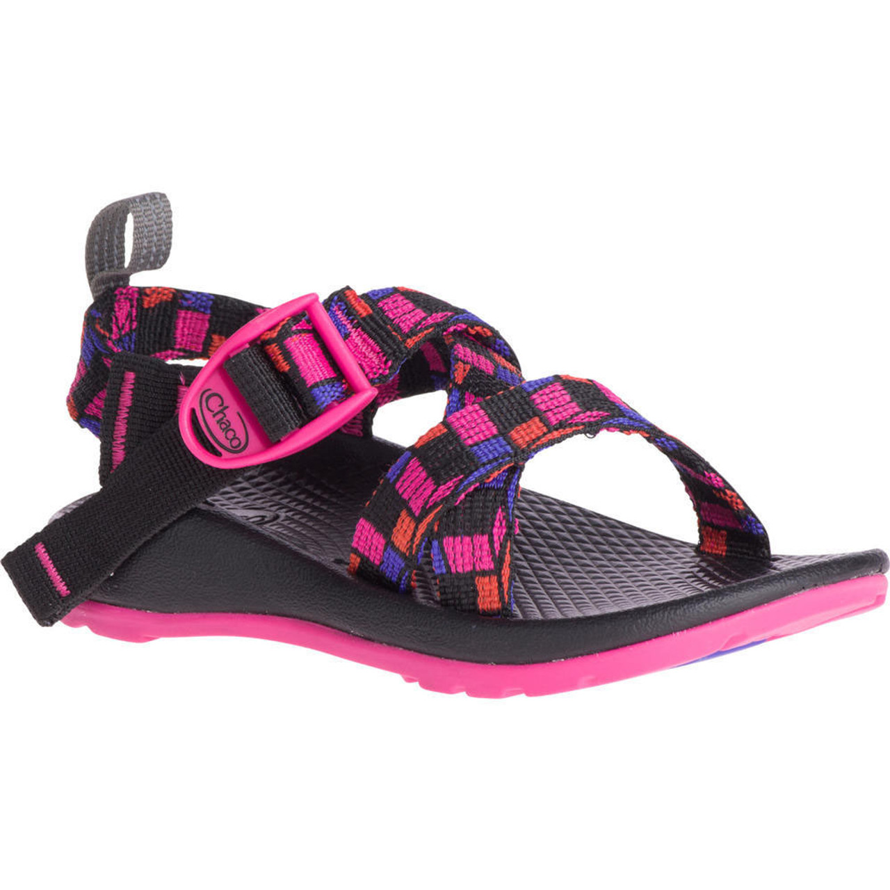 022f7c7cacbc Chaco Kid s Sandal - Z 1 Kids - Cubit Magenta - Surf and Dirt