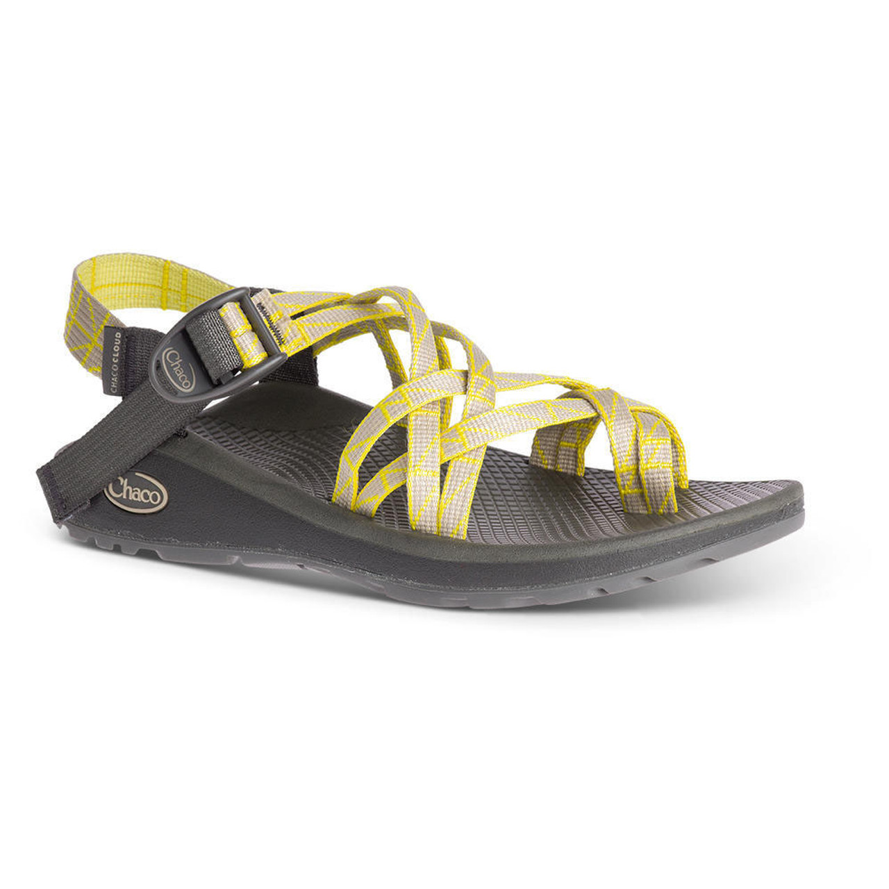 1b7c3ce9c05c Chaco Women s Sandal - Z Cloud X2 - Prime Yellow - Surf and Dirt